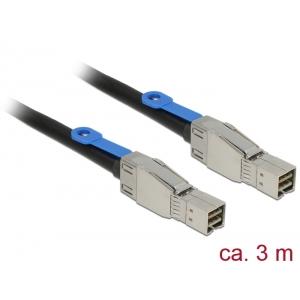 Mini SAS kaabel 3.0m (HD SFF-8644 - HD SFF-8644)