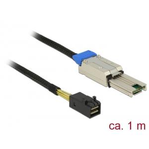 Mini SAS kaabel 1.0m (HD SFF-8088 - HD SFF-8643)