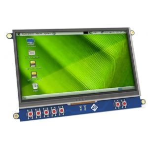 7.0in Touch LCD CAPE, Beaglebone Black