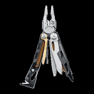 Multitööriist Leatherman MUT, 16 tööriista, roostevaba, must molle