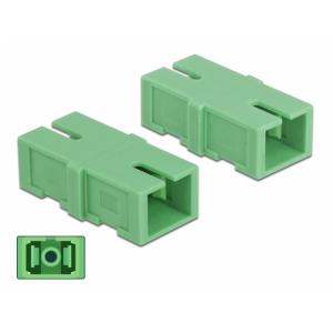 FO adapter singlemode SC simplex roheline 4.tk