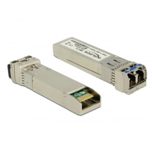 Mini-GBIC (SFP+) Single-Mode LC (1310nm), 10GBase-LR, 10km, DDM, Cisco compatible