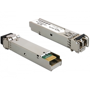 Mini-GBIC (SFP) Multi-Mode 1000Base-SX Moodul 850nm / 550m (LC Duplex)