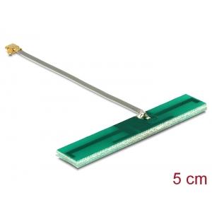 WLAN Antenn 3 dBi MHF/U.FL-LP-068 802.11 ac/a/h/b/g/n PIFA 1.6 50 mm PCB internal
