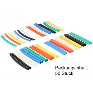 Termokahaneva rüüzi komplekt, 4 mõõtu, 6 värvi, 50 tükki