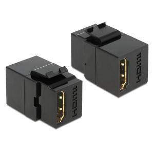 Keystone moodul: HDMI F / F, must
