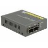 FO konverter: SFP+ SM 10GBase-X <> SFP+ MM 10GBase-X