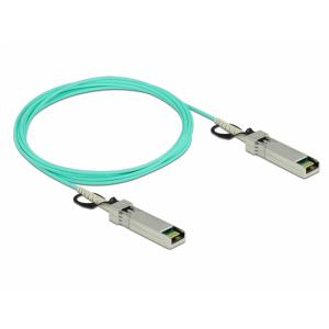 SFP+ kaabel 5.0m, 10-Gigabit Ethernet, sinine (Active)