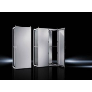 Seadmekapp TS8686 1800x600x600; 38U metalluksed, k,l,s