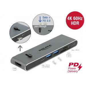 USB-C dock Mac´ile: 2xUSB-C (Thunderbolt), 1xHDMI...