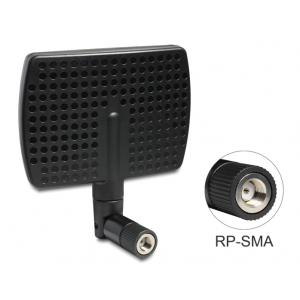 Ringantenn: 2 - 4dBi LTE, MIMO, UMTS, GSM, Bluetooth, ZigBee, WLAN 2.4GHz, välitingimustele, jalaga, sma
