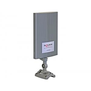 Ringantenn: 2-4 dBi LTE MIMO, Bluetooth, b/g/n 2.4GHz, välitingimustele, 2x sma