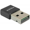 WiFi võrgukaart: USB, kuni 150bps, 2.4GHz 802.11n/b/g