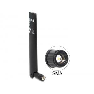 Ringantenn: -0.8 - 3.0 dBi LTE, Bluetooth, b/g/n 2.4GHz, sisetingimustele, sma