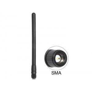 Ringantenn: 2 dBi ZigBee 868 MHz, sisetingimustele, sma