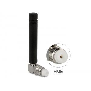 Ringantenn: 2 dBi LTE, GSM, sisetingimustele, FME