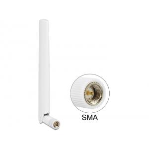 Ringantenn: 1 - 25 dBi LTE, GSM, UMTS, sisetingimustele, sma