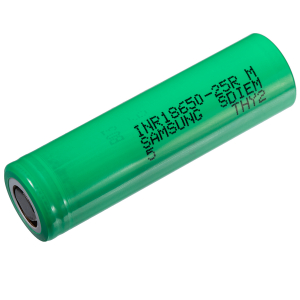 Li-Ion aku 18650 - 3.6V 2500mAh Samsung