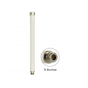 Ringantenn: 6 - 8 dBi ac/a/b/g/n 2.4/5GHz, sise -ja välitingimustele, N pistik