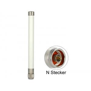 Ringantenn: 4.5 - 7 dBi ac/a/b/g/n 2.4/5GHz, sise -ja välitingimustele, N pistik