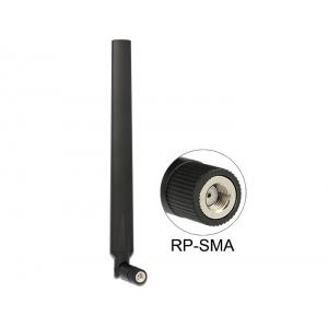 Ringantenn: 5 - 7 dBi ac/a/b/g/n 2.4/5GHz, sisetingimustele, rp-sma
