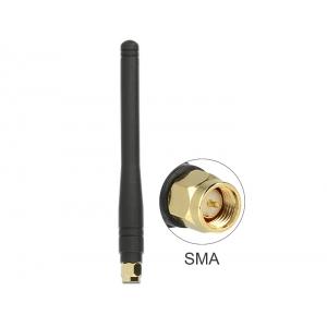 Ringantenn: 2.5 dBi ISM 433MHz sisetingimustele, sma