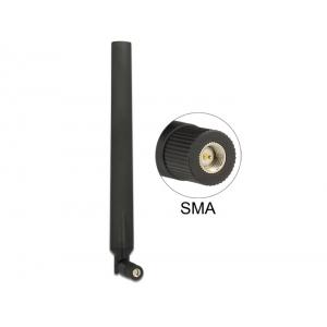 Ringantenn: 0-4 dBi LTE, GSM, UMTS, b/g/n 2.4GHz sisetingimustele, sma