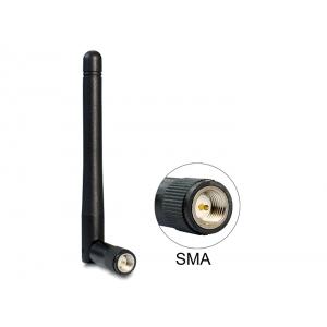 Ringantenn: 2 dBi ac/a/h/b/g/n 2.4/5GHz sisetingimustele, sma