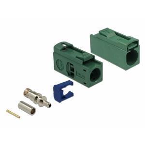 FAKRA E pesa pigistatav 25mm RG-174, RG-316