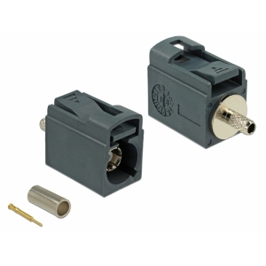 FAKRA G pesa pigistatav 21mm RG-174, RG-316