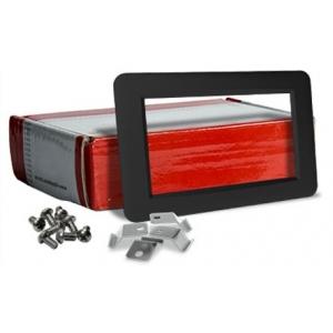 7,0´´ LCD ekraani raam, must