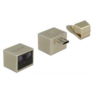 Ribakoodilugeja, USB Micro-B, androidile, 1D