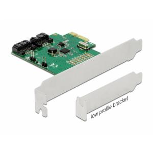 Laienduskaart: PCI x1, 2 x SATA RAID Asmedia ASM10...