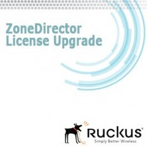 ZoneDirector 1100 litsentsi uuendus 6-lt kuni 25-le ZoneFlex AP-le