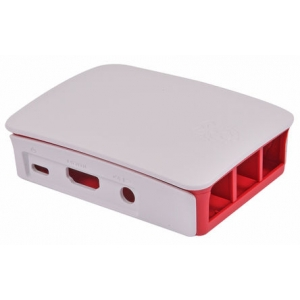 Karp Raspberry Pi 3´le, punane/valge