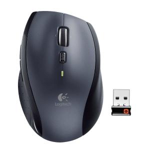 LOGITECH M705 dark silver traadivaba hiir, USB adapter