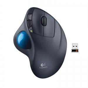 LOGITECH LOGI M570 cordless Trackball black USB
