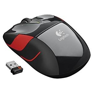 LOGITECH  Mouse M525 cordless Mouse  USB black