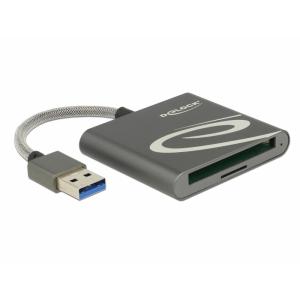 Kaardilugeja USB 3.0 - Compact Flash / Micro SD, sobib ka Mac´ile