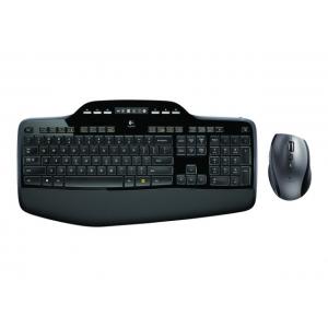 LOGITECH Traadivaba Klaviatuur MK710 + Hiir