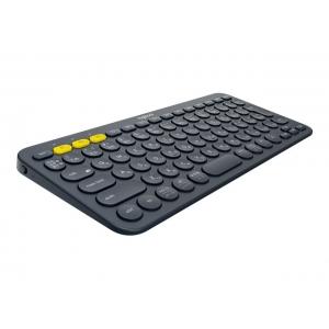 LOGITECH K380 Bluetooth Klaviatuur, ühilduv mitme seadmega