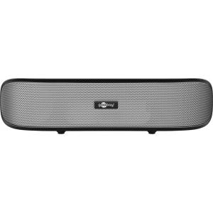 SoundBar, 2x3.0W, 3.5mm sisend