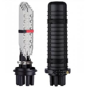 FO muhv FOSC-400B4-S24-1/6-NGV pikk, 4 pordiga, ühe plaadiga