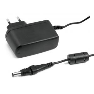 Toiteplokk plug-in 12VDC 2A 18W sis.100...250VAC 2.1X5.5 mm pistik
