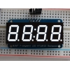 Adafruit 0.56 4-Digit 7-Segment Display w/I2C Backpack - White