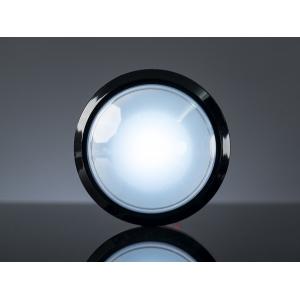 Nupplüliti 100mm, LED valgusega, valge