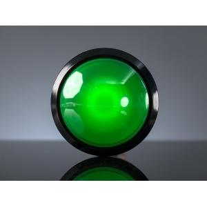 Nupplüliti 100mm, LED valgusega, roheline