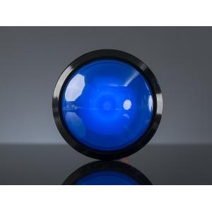 Nupplüliti 100mm, LED valgusega, sinine