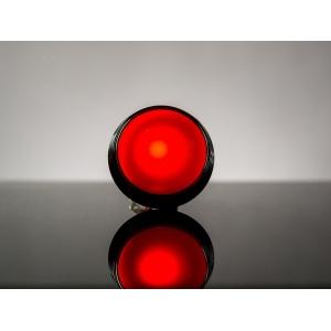 Nupplüliti 60mm, LED valgusega, punane