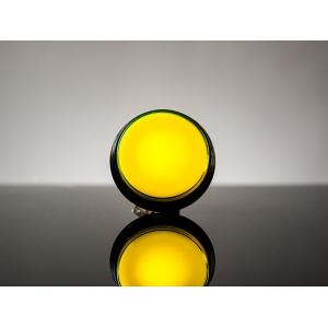 Nupplüliti 60mm, LED valgusega, kollane